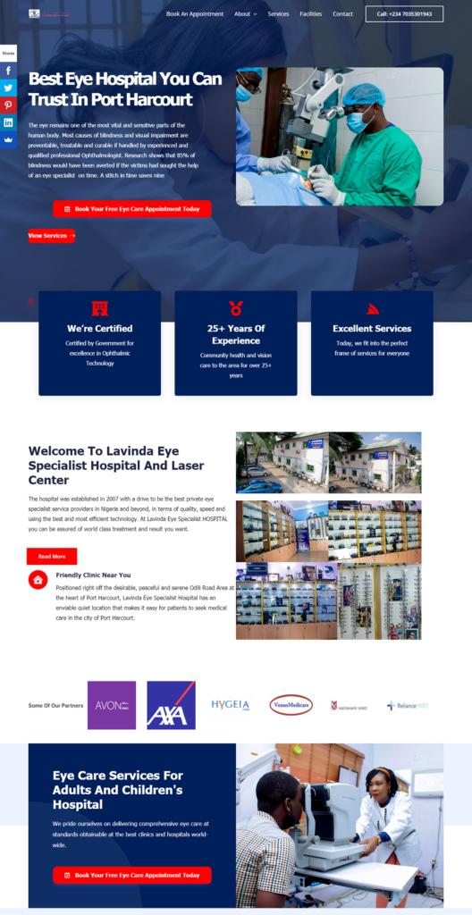 Lavinda eye clinic